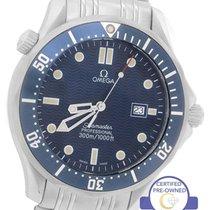 Omega Seamaster Professional 300M 2541.80 Blue Wave Quartz...