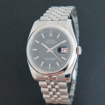 Rolex 36mm Automatisch 2014 tweedehands Datejust (Submodel) Zwart