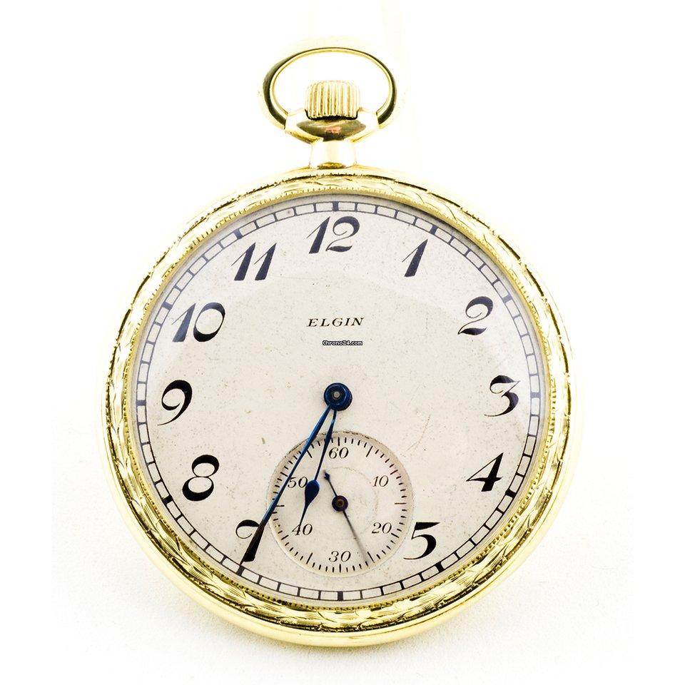 bcf66b23514d Relojes Elgin - Precios de todos los relojes Elgin en Chrono24