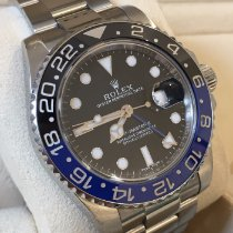 Rolex GMT-Master II 116710BLNR BATMAN