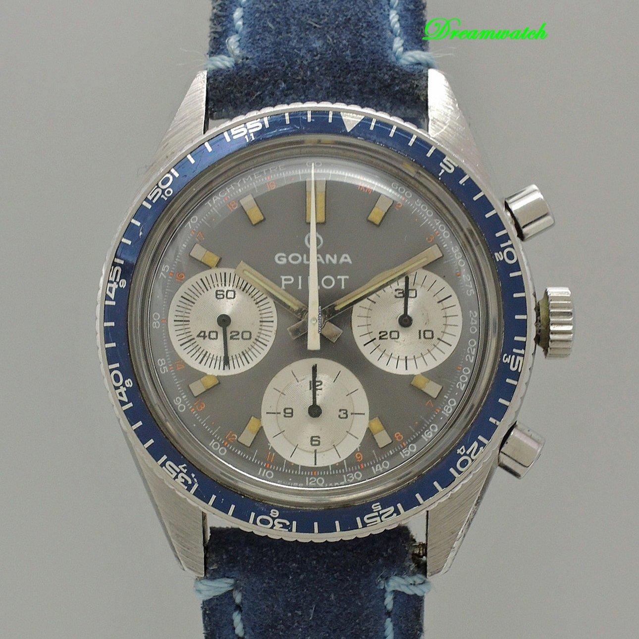 1c214270fabf Golana Pilot Chronograph for  3