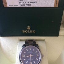 Rolex Oyster Perpetual 34 Acier 34mm France, Paris