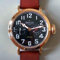 Zenith Pilot Type 20 Rose gold 57.5mm Black Arabic numerals United Kingdom, London