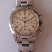 Rolex Chronograph Stahl 36mm Weiß