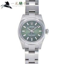 Rolex Oyster Perpetual 26 Сталь 26mm Зелёный