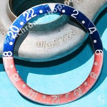 Rolex GMT-Master ROLEX 70'S VINTAGE BEZEL INSERT GRADUATED FADED RED & BLUE 1970 usados