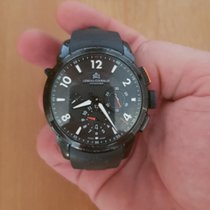 Lebeau-Courally Steel 43mm Automatic DLC-LC04-31-C2-D01 pre-owned