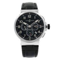 Ulysse Nardin Steel 47mm Automatic pre-owned United States of America, New York, New York