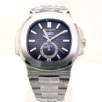 Patek Philippe Nautilus Steel Black No numerals United States of America, New York, New York