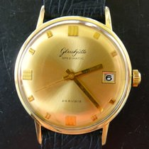 GUB Glashütte Yellow gold Automatic Gold 34mm pre-owned