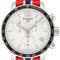 Tissot Steel 42mm Quartz T095.417.17.037.32 new
