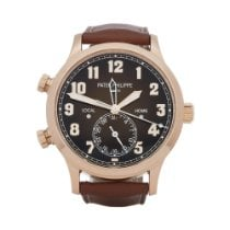 Patek Philippe Travel Time 5524R-001 2018 pre-owned