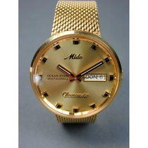 Mido Yellow gold 36mm Automatic Ocean Star