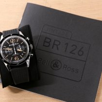 Bell & Ross Vintage BR126-94 2017 pre-owned