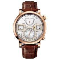 A. Lange & Söhne 145.032 Rose gold 2019 Zeitwerk 44.2mm new United States of America, New York, New York