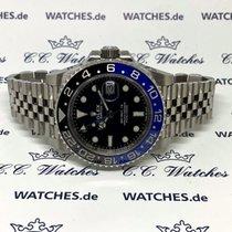 Rolex Steel Automatic Black 40mm new GMT-Master II