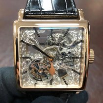 Roger Dubuis 40mm Automatisk Golden Square brukt