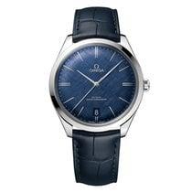 Omega De Ville Trésor neu 2021 Handaufzug Uhr mit Original-Box und Original-Papieren 435.13.40.21.03.001
