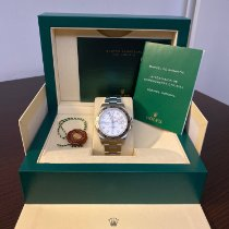 Rolex Explorer II 216570-0001 2015 pre-owned