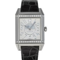 Jaeger-LeCoultre Reverso Squadra Lady Duetto Steel 29mm Silver Arabic numerals United States of America, Maryland, Baltimore, MD