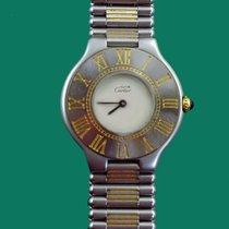 Cartier 31.2mm Quarz gebraucht