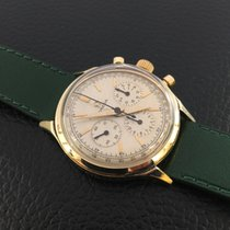 Omega Vintage Chronograph and yellow gold