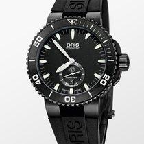 Oris Aquis Titan new Automatic Watch with original box and original papers 01 739 7674 7754-07 4 26 34BTE