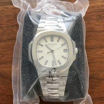Patek Philippe 5711 Nautilus Steel White Dial