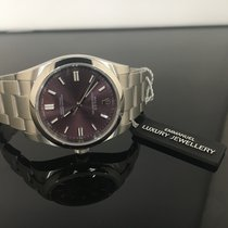 Rolex Oyster Perpetual Red Grape ref.116000