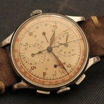 Universal Genève aero compax 36 mm vintage chronograph
