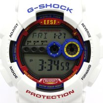 Casio G-shock Gundam 35th Anniversary Mobile Suit Watch (bf300394