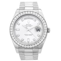 Rolex Day-Date II 218349 pre-owned