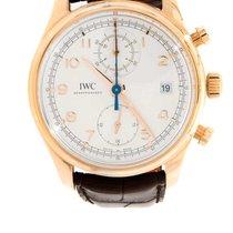IWC - Portuguese Chronograph Classic - IW390402 - Unisex -...