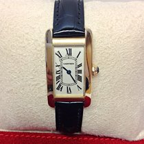 Cartier Tank Américaine W2601556 - Serviced By Cartier