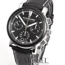 Rainer Brand Chronograph 40mm Automatic 2017 new Black