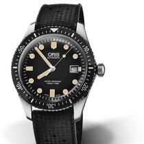Oris Divers Sixty Five 01 733 7720 4054-07 4 21 18 Oris DIVING SIXTY-FIVE Nero 42 new