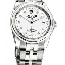 Tudor Glamour Date 55010W-1 2020 new