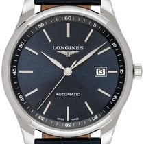 Longines Master Collection Steel 42,00mm Blue