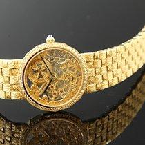 Vacheron Constantin Lady Skelett 750/000 Gg Ref135