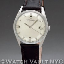 Wittnauer Steel 33mm pre-owned United States of America, New York, White Plains