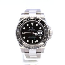 Rolex GMT-Master II 116710LN Black 40mm Ceramic