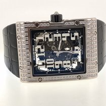"Richard Mille RM 016 ""Factory Diamonds""-ALL ORIGINAL"