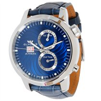 Glycine Automatic 2010 pre-owned Airman (Submodel) Blue