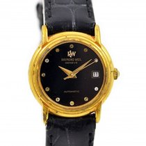 Raymond Weil Geneve Gold Plated Automatic Ladies Watch