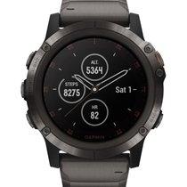 Garmin fenix fenix 5X Plus Saphir Edition Smartwatch 010-01989-05