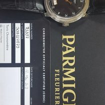 Parmigiani Fleurier White gold Automatic 41mm pre-owned Toric