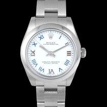 Rolex Oyster Perpetual 31 Acier 31mm Blanc