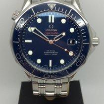 Omega 212.30.41.20.03.001 Acero 2012 Seamaster Diver 300 M 41mm usados