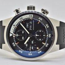 IWC Aquatimer Chronograph Otel 42mm Negru Fara cifre