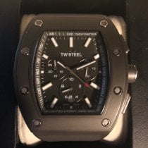 TW Steel Aluminum 46mm Quartz CE2006 pre-owned
